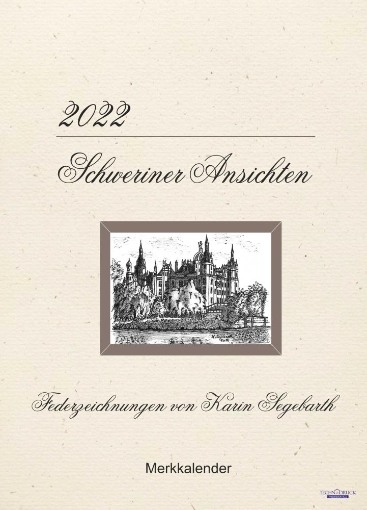 Schwerin-A4Kalender -deckbl-2022